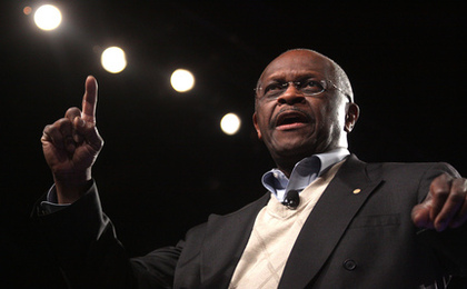 Herman Cain: Americans Should Have the Right to Ban Mosques