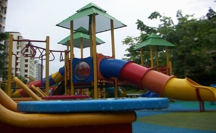 Where Have All the Monkey Bars Gone? Safe Playgrounds Still Have Risks