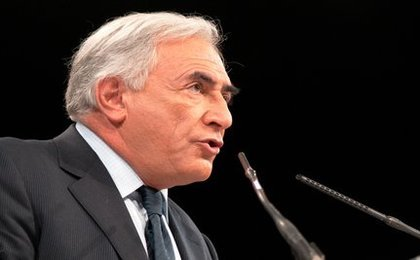 """Strauss-Kahn May Have Had """"Brutal Sex"""" With His Accuser's Mother"""