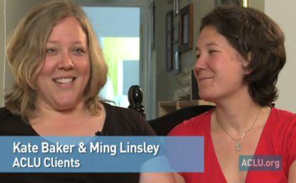 Lesbian Couple on Why They're Suing a Vermont Inn