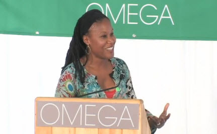 Video: Majora Carter Speaking at Omega Institute