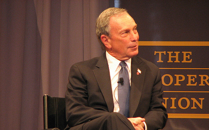 Bloomberg Donates $50 Million To Fight Dirty Coal