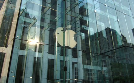 Intrepid Blogger Discovers Fake Apple Store in China