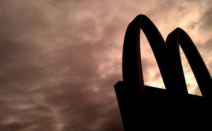 McDonald's Partnership Will Recycle Veggie Oil Into Fuel
