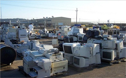 How the U.S. Should Deal With Its Piles of E-Waste