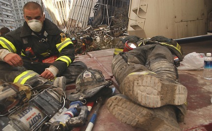 9/11 Responders Denied Coverage for Cancer Treatment