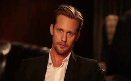 True Blood's Alexander Skarsgard: It Gets Better!