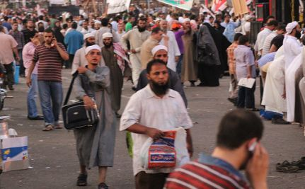 Islamists Fill Tahrir, Egypt's Secular Activists Boycott Protests