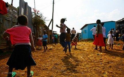 A Harsh Life in Kibera, Kenya