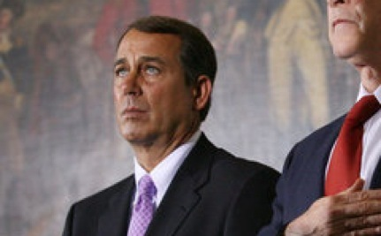 "Boehner ""Redistricting"" Out Dissent?"