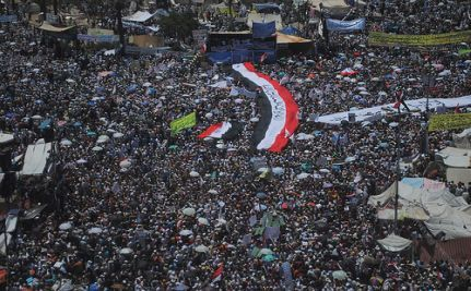 Egyptian Army Expels Protesters From Tahrir Square (VIDEO)