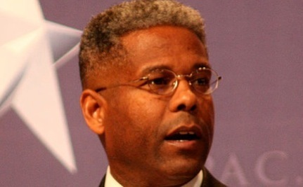 Rep. Allen West Turns On Tea Party
