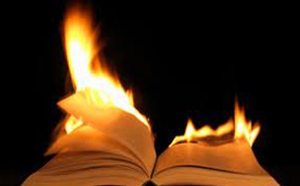 Would You Burn a Book?
