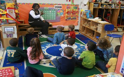Santorum Opposes Early Childhood Education