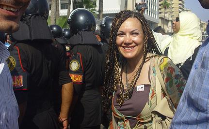 Egypt's First Female Presidential Candidate, Bothaina Kamel (video)