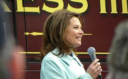 Bachmann Wants To Lock Up The EPA And Turn Out The Lights