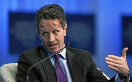 Geithner To Stay As Treasury Secretary