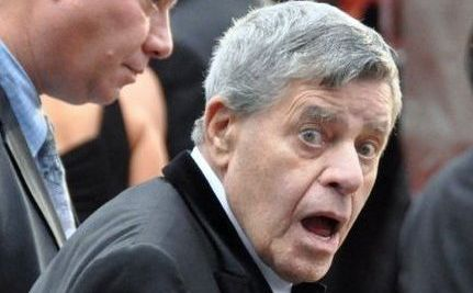 Jerry Lewis Ousted as Telethon Host