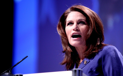 "Bachmann Asked If She Is A ""Submissive Wife"""