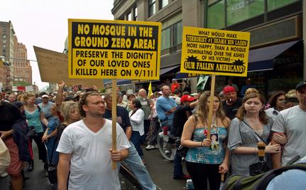 """GOP Candidate Attacks """"Ground Zero Mosque"""""""