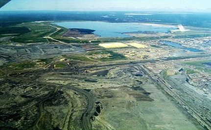 Canadian Government Says Emissions from Tar Sands Could Double