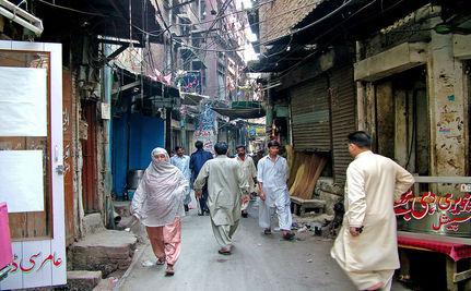American Kidnapped by Gunmen in Eastern Pakistan