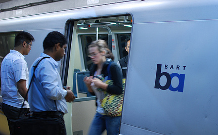 San Francisco's BART Shuts Down Cell Service, Fearing Protests