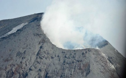 Alaskan Volcano Could Be Gearing Up For Big Explosion