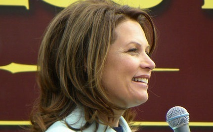 Bachmann Would 'Probably' Bring Back DADT