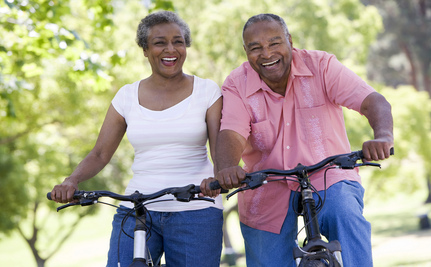 Older Americans Are Happier, Study Says
