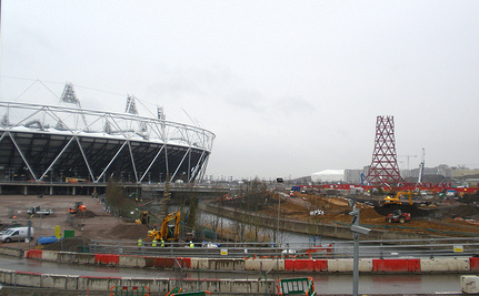 London Police Thwarted Riots At Olympic Sites
