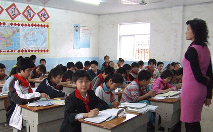 Inequality in China: No Schools For Migrant Children