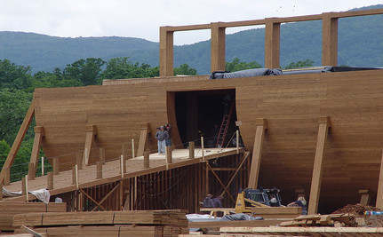 Christians Hope to Prove Bible's Truth With Ark