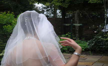 Bridal Store Refuses to Sell Lesbian Bride a Gown