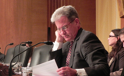 "Tom Coburn ""Jokes"" About Shooting Senate Colleagues"