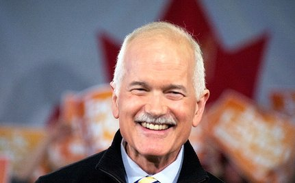 Jack Layton Dies Of Cancer