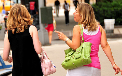"Why Women Collude in ""Fat Talk"""