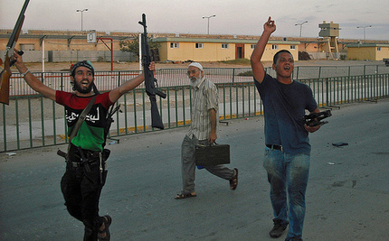 Tripoli Under Rebel Control As Horrors of Libyan Conflict Emerge
