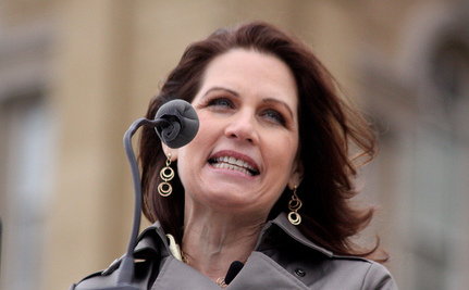 Bachmann: God Gives Us Disasters To Tell Us To Cut Government
