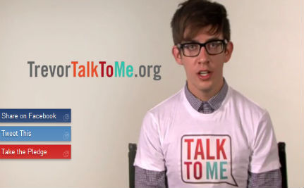 'Talk to Me' This National Suicide Prevention Week (VIDEO)