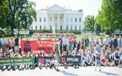 Youth Leaders Demand Justice As Keystone XL Protest Continues
