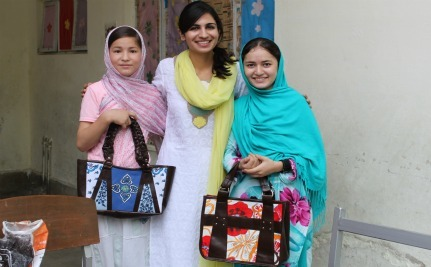 Bags That Beget Bliss: An Interview with Saba Gul of BLISS