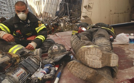 New Study Finds Higher Cancer Rate For 9/11 Firefighters