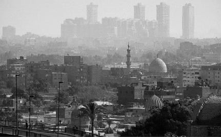 Egypt: Blogger + Twitter = Help for Unserviced Communit
