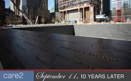 9/11 Memorial Set To Open On WTC Site [SLIDESHOW]