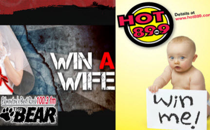 Need a Wife or a Baby? Win Them on Canadian Radio