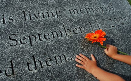 Ten Years On, America Remembers The Victims Of 9/11 – VIDEO
