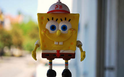 Spongebob SquarePants: Bad For Preschoolers' Brains