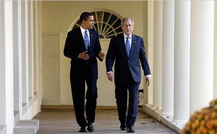 Obama vs. Bush: Who's the Bigger Tax Cutter?