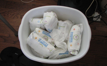 Dirty Diaper Recycling Eliminates 110,000 Tons Of GHGs